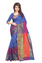 Women''s Poly Cotton Saree
