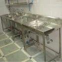 Dish Washing Sink