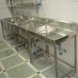 Dish Washing Sink