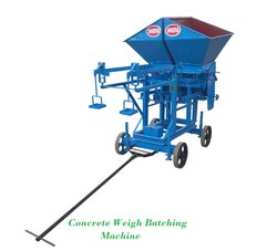 Concrete Weigh Batching Machine