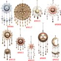 Customized Sun Face Wind Chimes and Wall Hangings