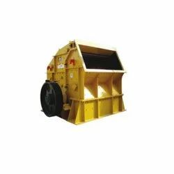 Mild Steel Weir Trio Impact Crusher, For Industrial, Capacity: 25.6 Tons