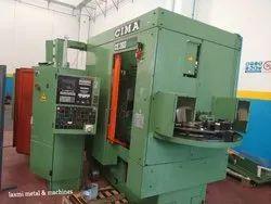 7 Axis CNC Gear Hobbing Cima (Italy) Ce 260