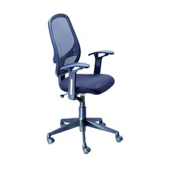 Purple Veeton Mesh Office Chair