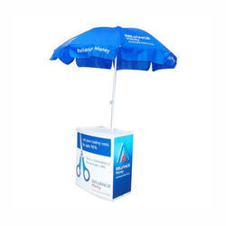 Promotional Umbrella With Table