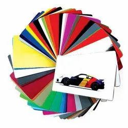 Self Adhesive Avery Car Wrapping Vinyl, Size: 1.52m X 20m, Packaging Type: Roll