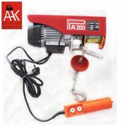 Semi Electric Hoist