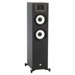 Black JBL Tower Speakers A190
