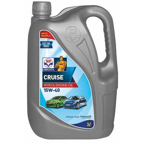 Hp Lubricants Cruise 15w 40 Api Sj Petrol Engine Oil