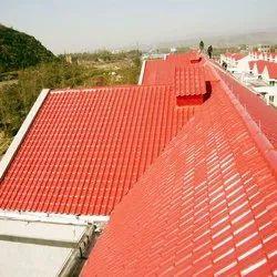 Elastic PVC Roofing Sheet