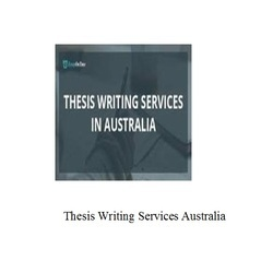 Dissertation Writing Services Consultancy Australia