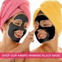 O3  Plunge Luminizing 3 in 1 Charcoal Black Mask for Black Head Removal, Brightening & Whitening