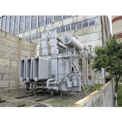 Oil Cooled Three Phase Industrial Power Transformers