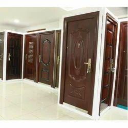 Steel Main Doors