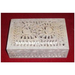 Wedding Gift Handmade Soapstone Boxes