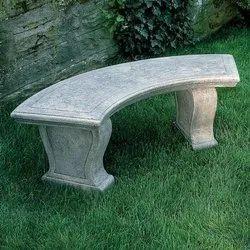 Designer Stone Bench