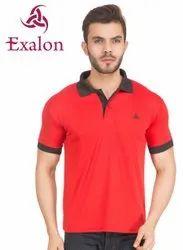 Exalon Red Men's T Shirt