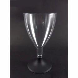Disposable Plastic Wine Glass