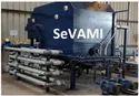Semi-Automatic Dissolved Air Flotation Unit For Automobile & Paint Shop