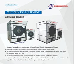 Textile Tumble Dryer Machine