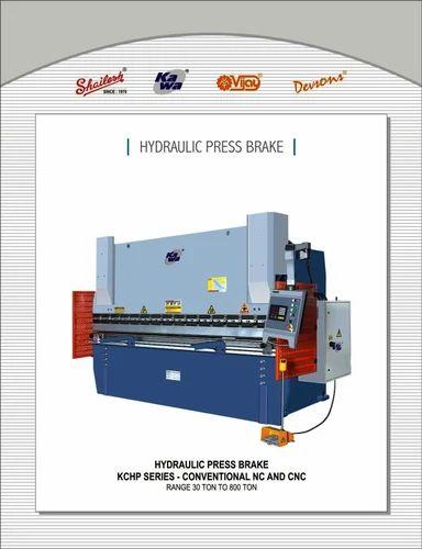 Shailesh Press Brake NC CNC Series Machine | ID: 2124033655