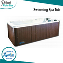 Swimming Spa Tub For Hotels, Capacity : 3000 L