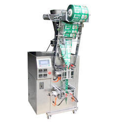 Automatic Spice Pouch Packing Machine 5 -50 Gm