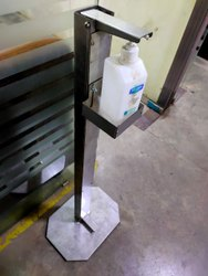 Foot Dispenser in SS304