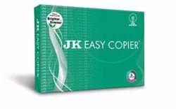 JK Easy Copier 70 GSM A4 500 Sheets Copier Paper Box (10 Reams) for Office, GSM: Less Than 80