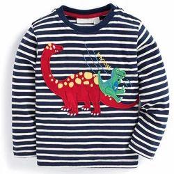 Stylish Dragon Print T-Shirt