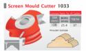 Screen Mold Cutter