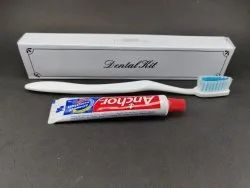 Dental Kit With Anchor Tooth Paste