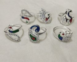 Ladies Finger Rings
