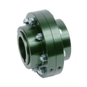 Flanged Sleeve Gear Coupling