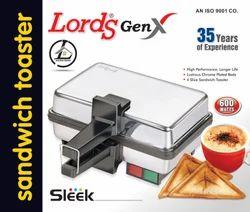 Sleek Dlx Sandwich Maker