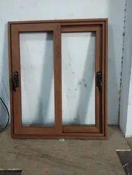 Stylish Wooden Window