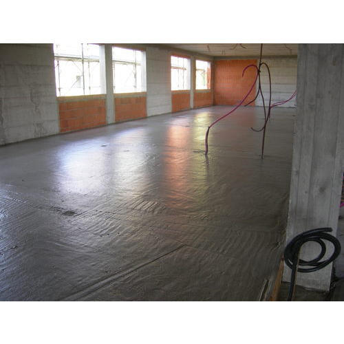 Corporate Building And Residential Building Foam Concrete Floor