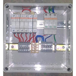 Array Junction Panel Box