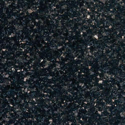 Black Floor Granite Slab