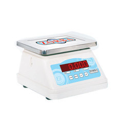 ABS and Stainless Steel Zorba Digital ABS Table Top Weighing Scale