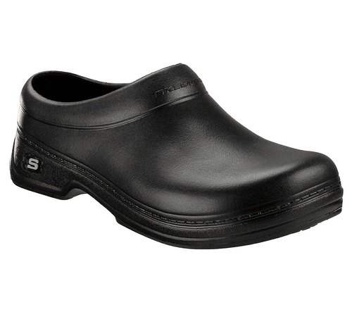 Skechers Clogs 76778 Work: Oswald