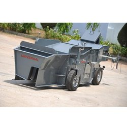 Slipform Kerb Paver Machine