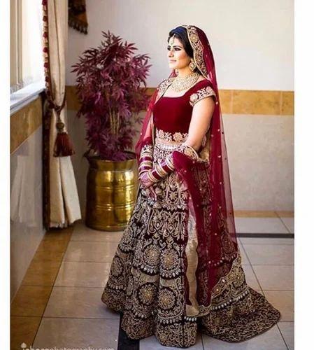 661f8fd973 Designer Bridal Lehengas - Wedding Lehenga Manufacturer from Bengaluru