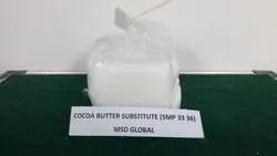 MSD GLOBAL Cocoa Butter Substitute Smp 33 36, 20 Kg, Packaging Type: Box