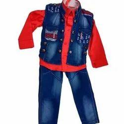 Cotton Formal Wear kids wear manufacturer, Age: 0-10, Small