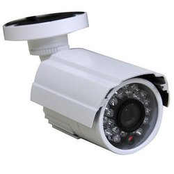 Day & Night Vision HD Bullet Camera, For Indoor Use