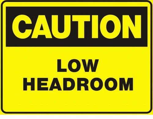 edge yellow caution sign - 500×387