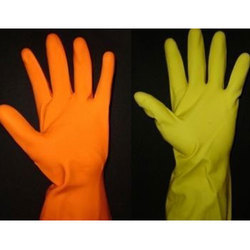House Hold Rubber Hand Glove