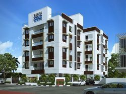 548 Commercial Flats Apartment Construction Services, in Nagpur