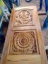 Wooden Carving Door